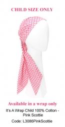L3086 Pink Scottie