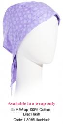 L3085 Lilac Hash