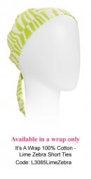 L3085 Lime Zebra