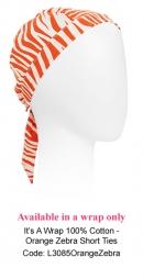 L3085 Orange Zebra